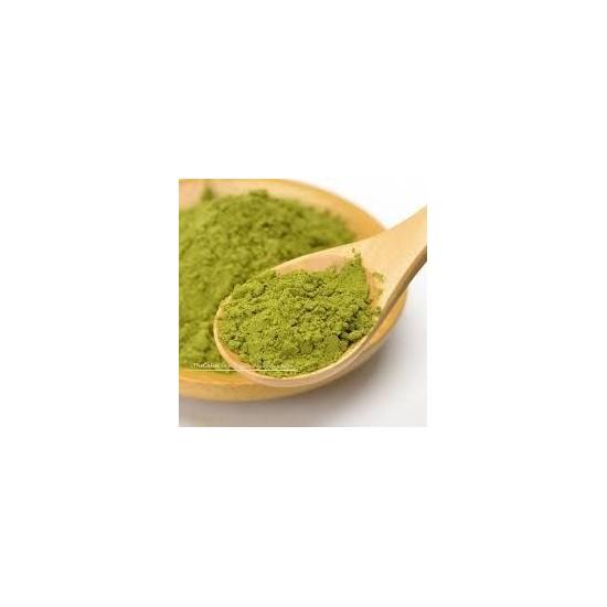 Thé vert poudre