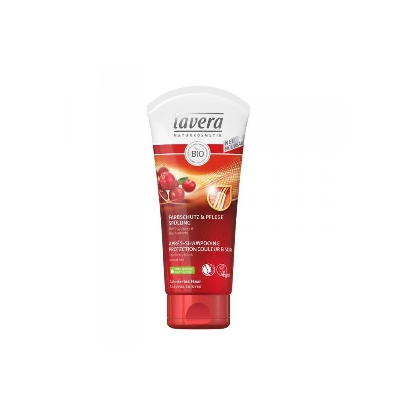 Après-shampoing protection couleur et soin