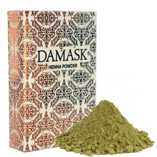 Henné Damask BAQ RECOLTE 2018