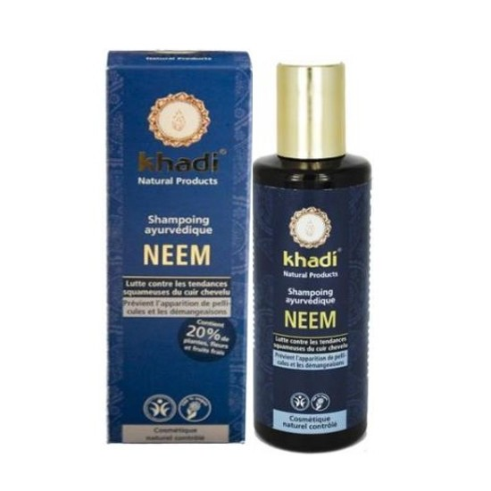 Shampoing au Neem-antipelliculaire