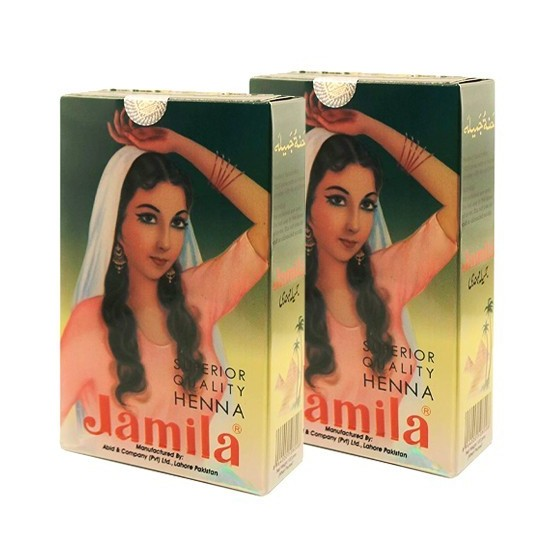 Henné Jamila BAQ 2018