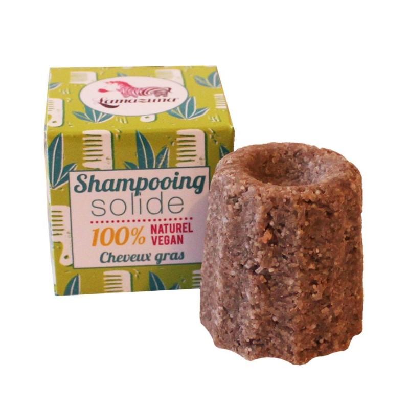Shampooing solide cheveux gras Litsée citronée
