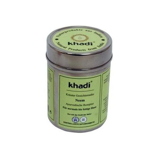 Masque au neem Khadi