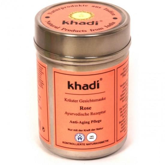 Masque à la rose Khadi