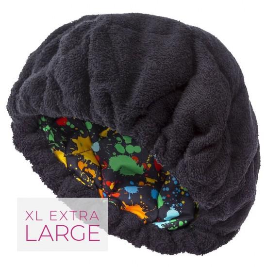 Bonnet chauffant couleur XL