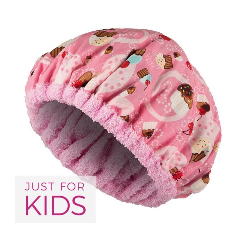 Bonnet gourmandises pour enfant