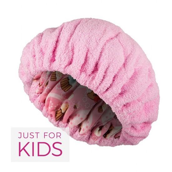 Bonnet chauffant gourmandises pour enfant