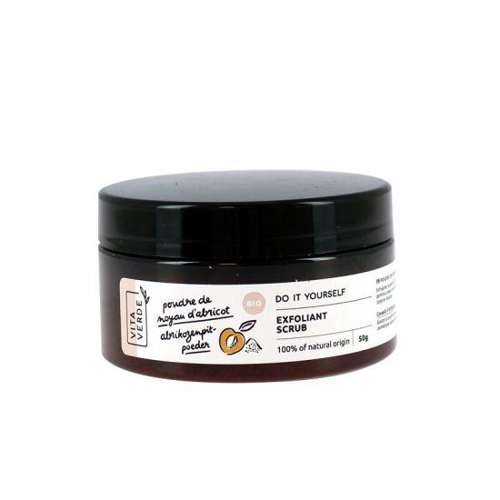 Poudre de noyau d'abricot BIO - 50 g
