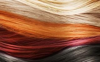 Colorations naturelles par couleur