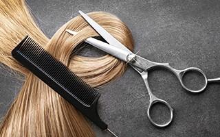 Pour la coiffure