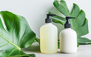 Les shampoings liquides